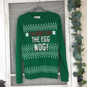 Mossimo Supply Co. Ugly Christmas Sweater Sz. S